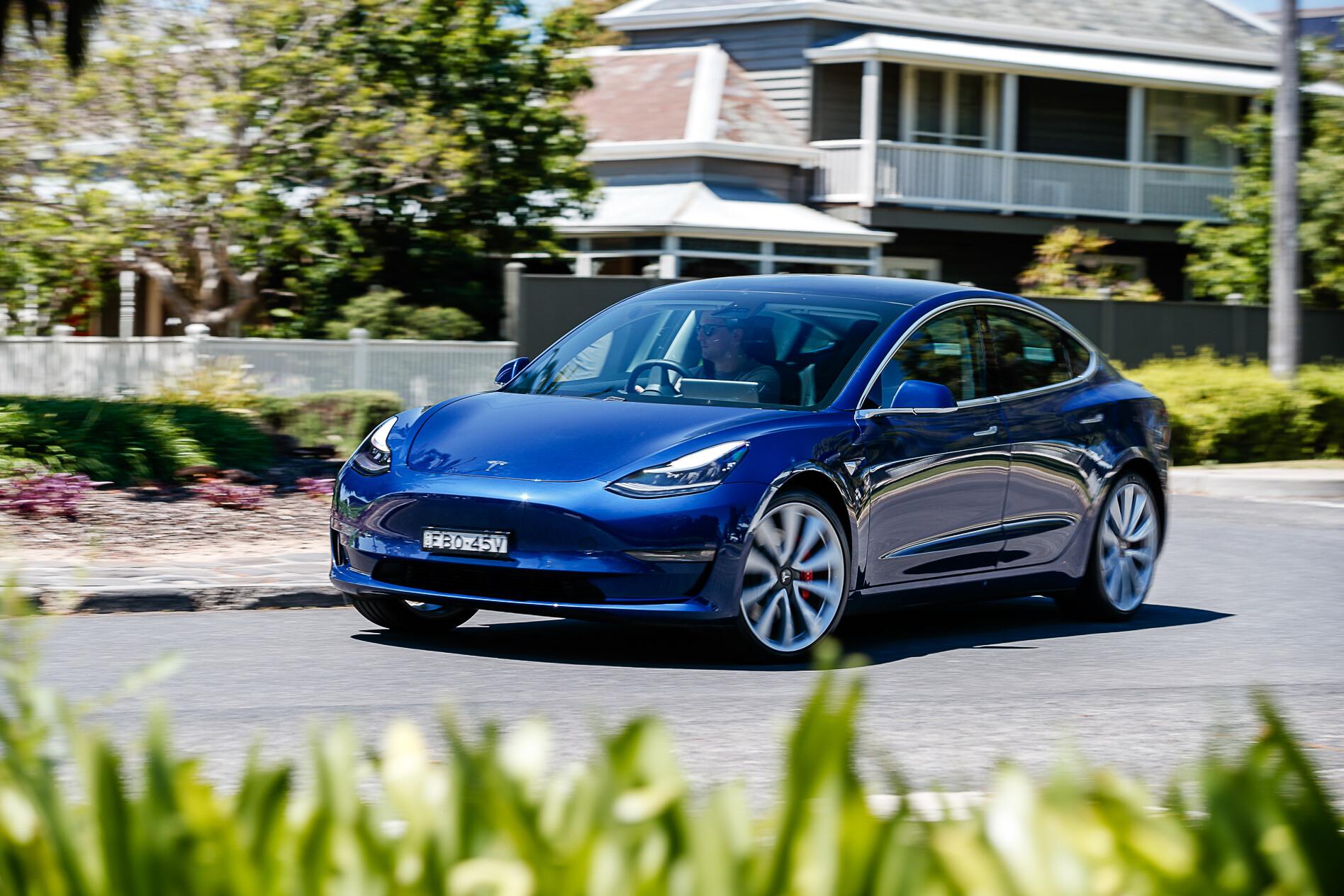 WCSA 2020 Tesla Model 3