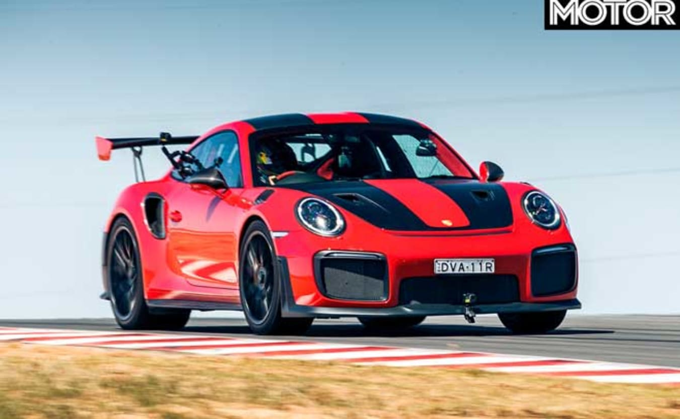 Top fastest cars tested MOTOR Magazine 2019 Porsche 991.2 911 GT2 RS