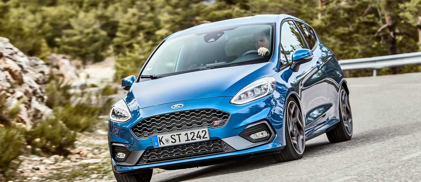 2018 Ford Fiesta ST first drive performance review