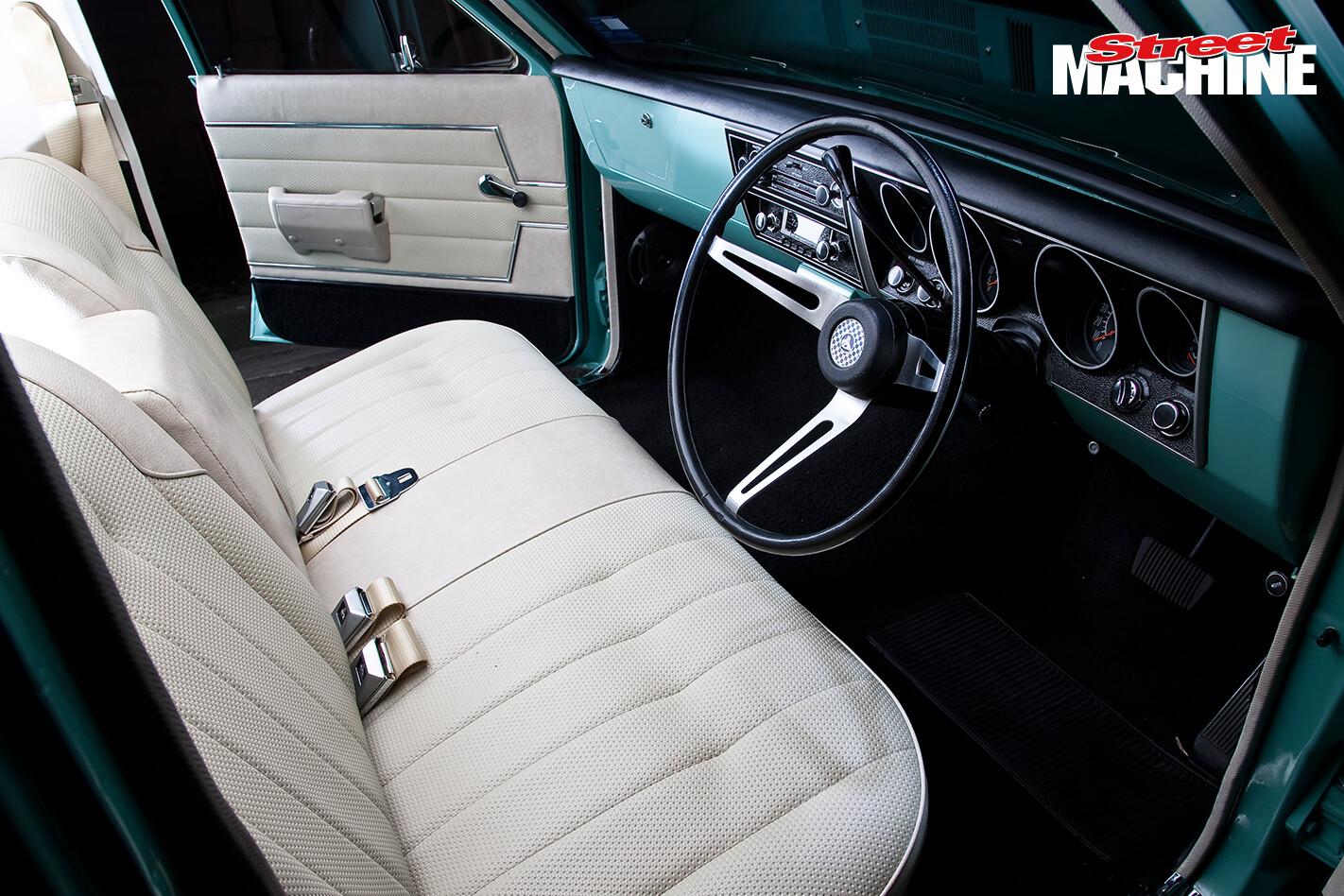 HT Holden Panel Van 7 Nw