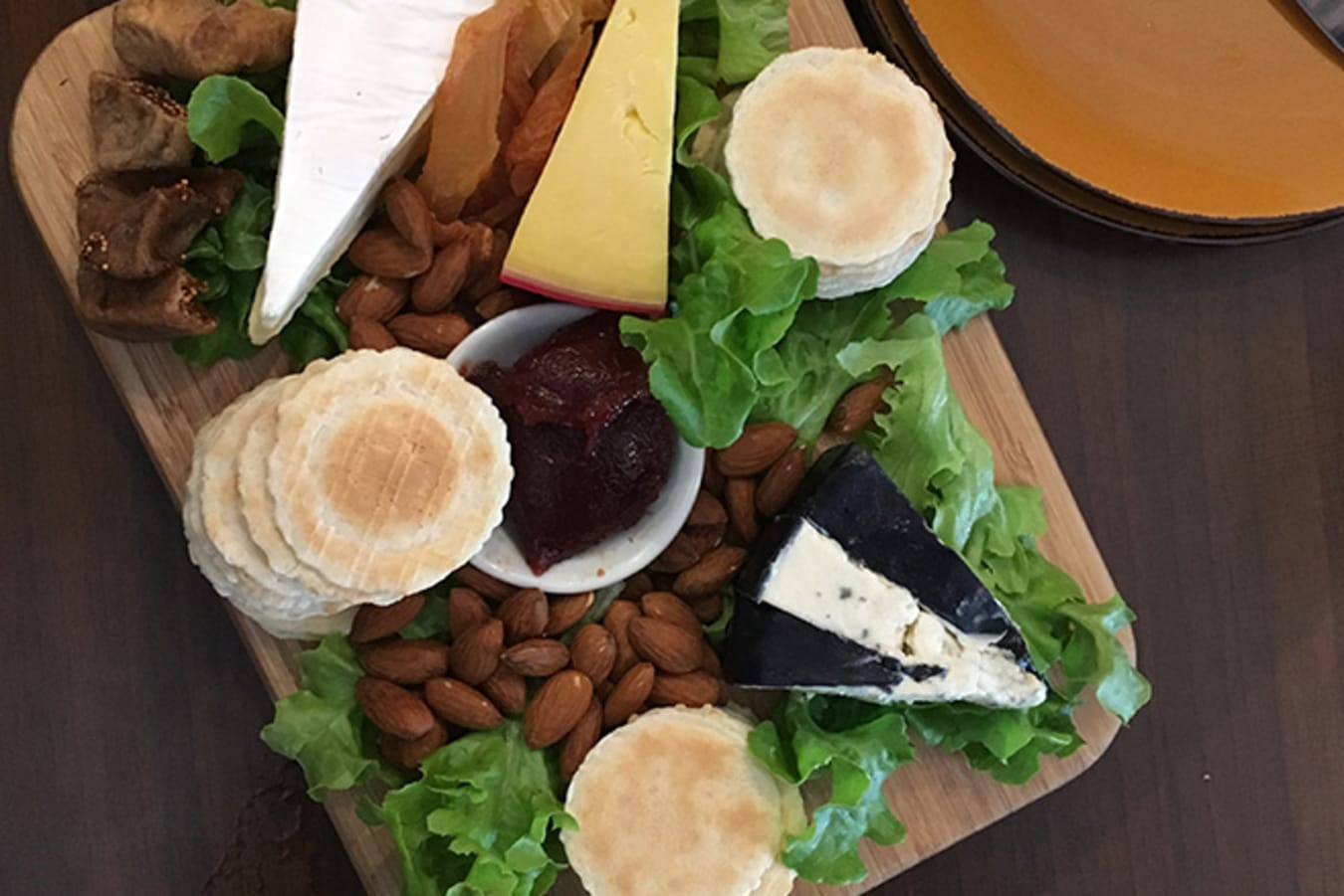 Cheese lunch