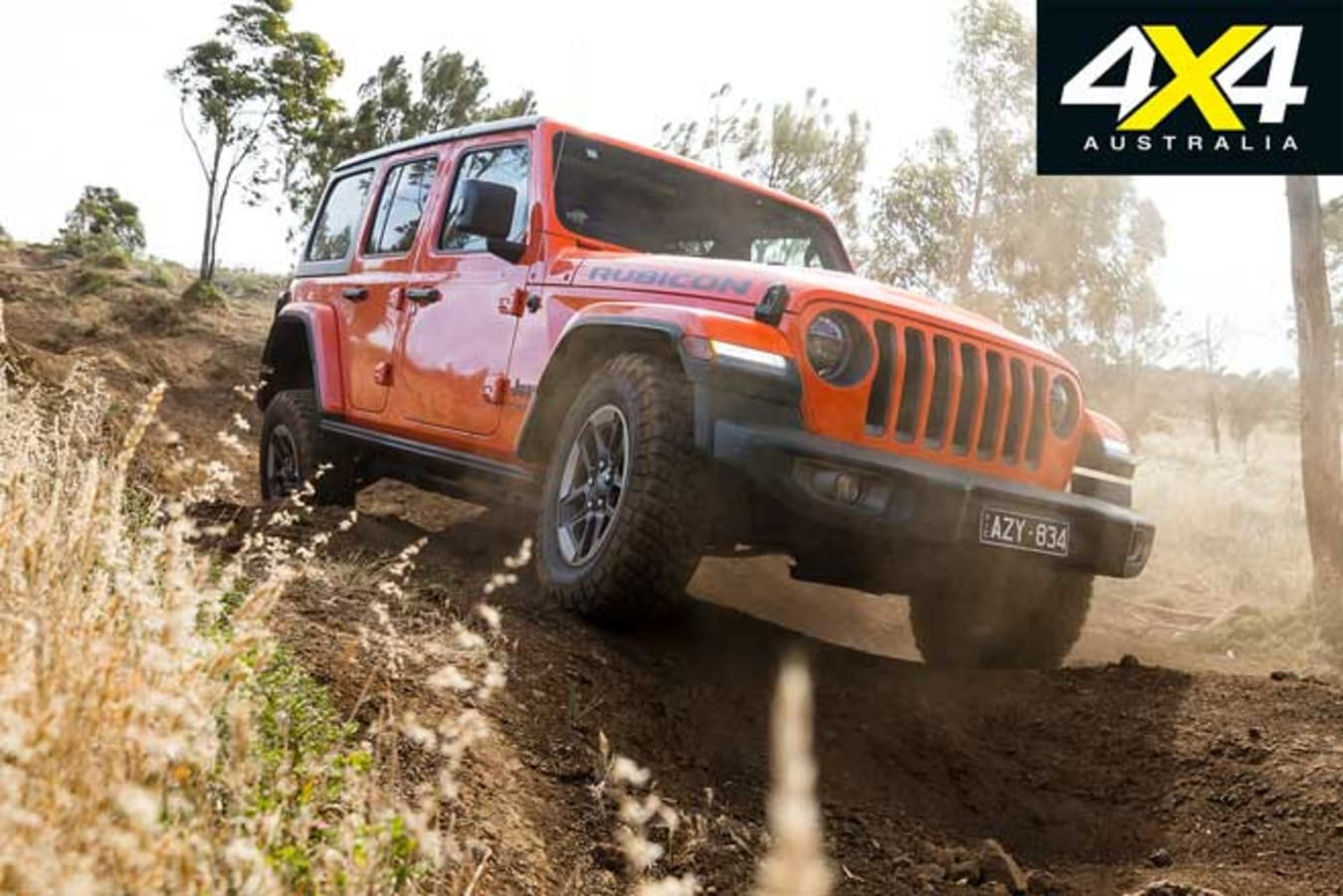 2020 4 X 4 Of The Year Jeep Wrangler Rubicon Hill Climb Review Jpg