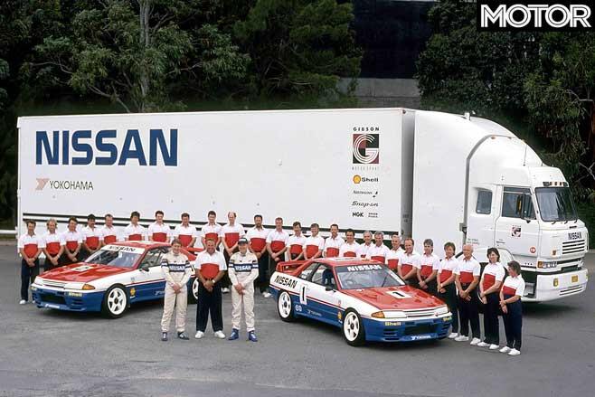 1991 Nissan R 32 Skyline GT R Racing Team Jpg