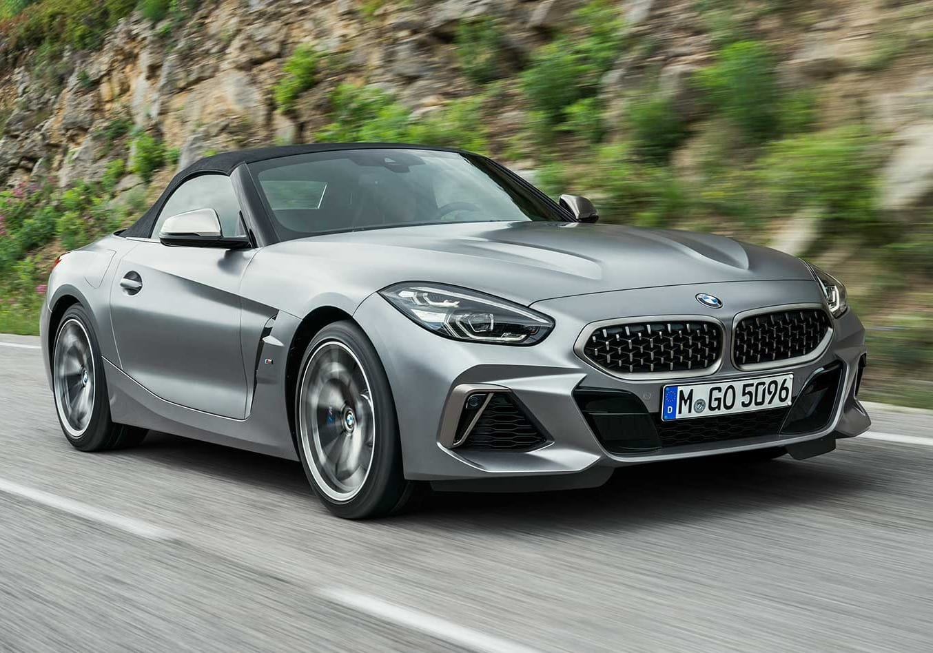 2020 BMW Z4 M not coming