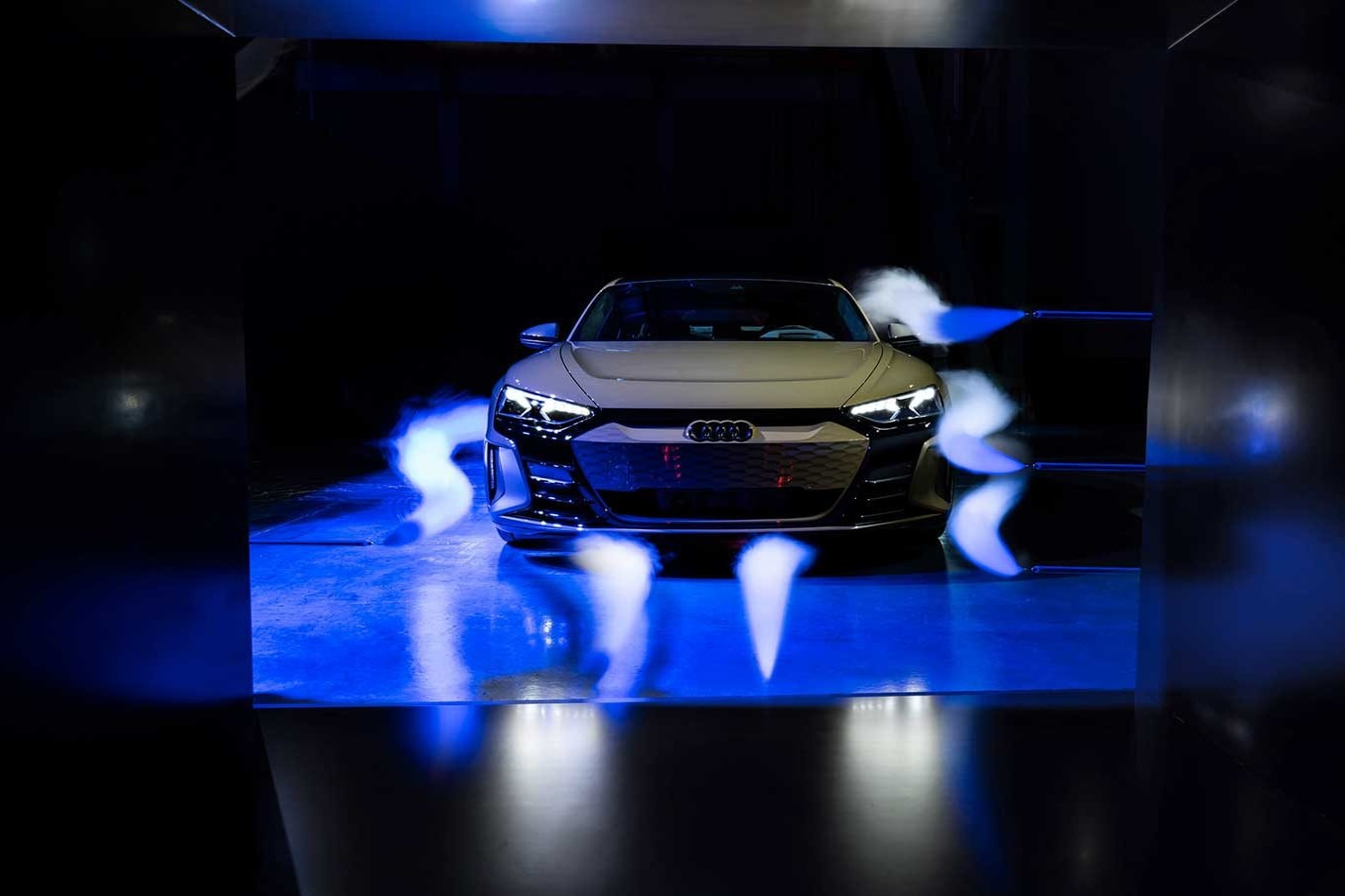 Audi E-Tron GT five cool things