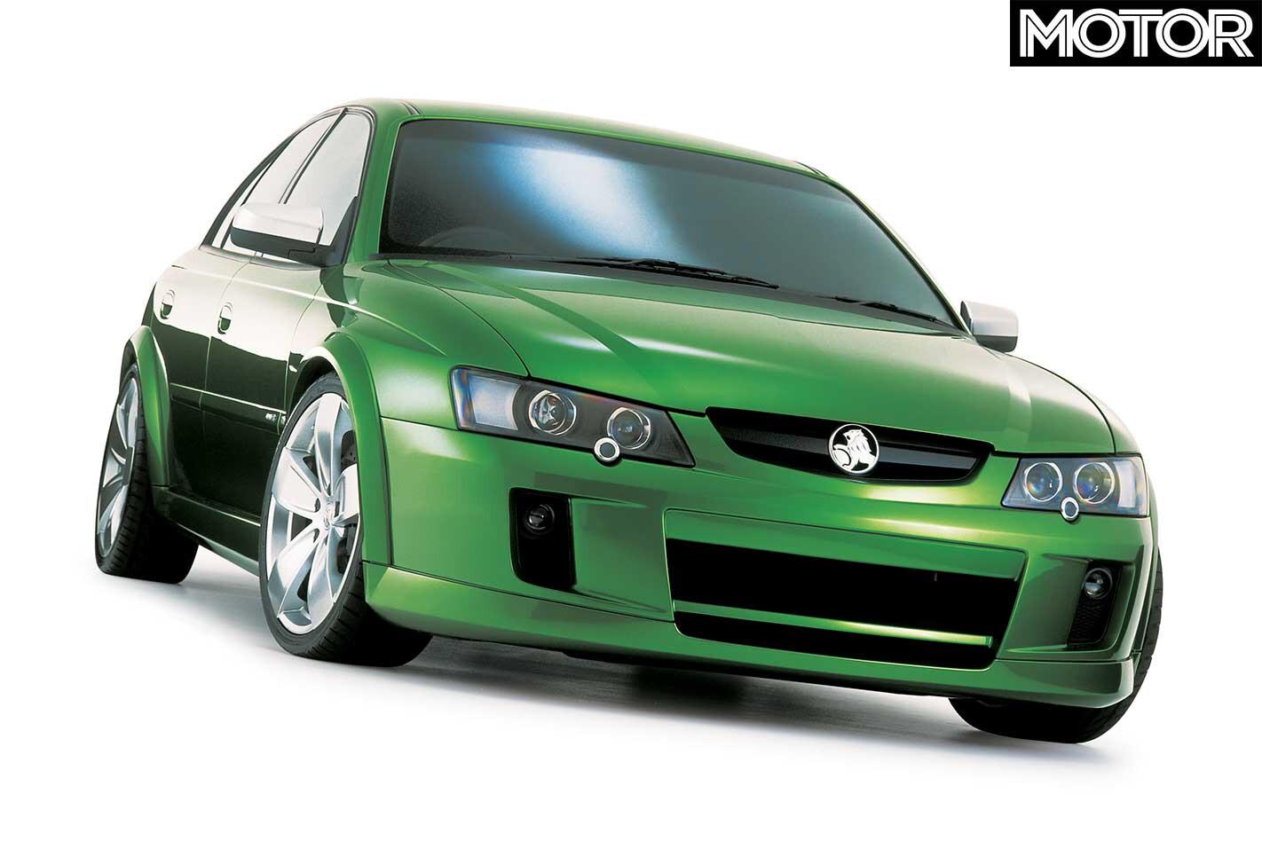 Holden SSX AWD V 8 Concept Front Jpg