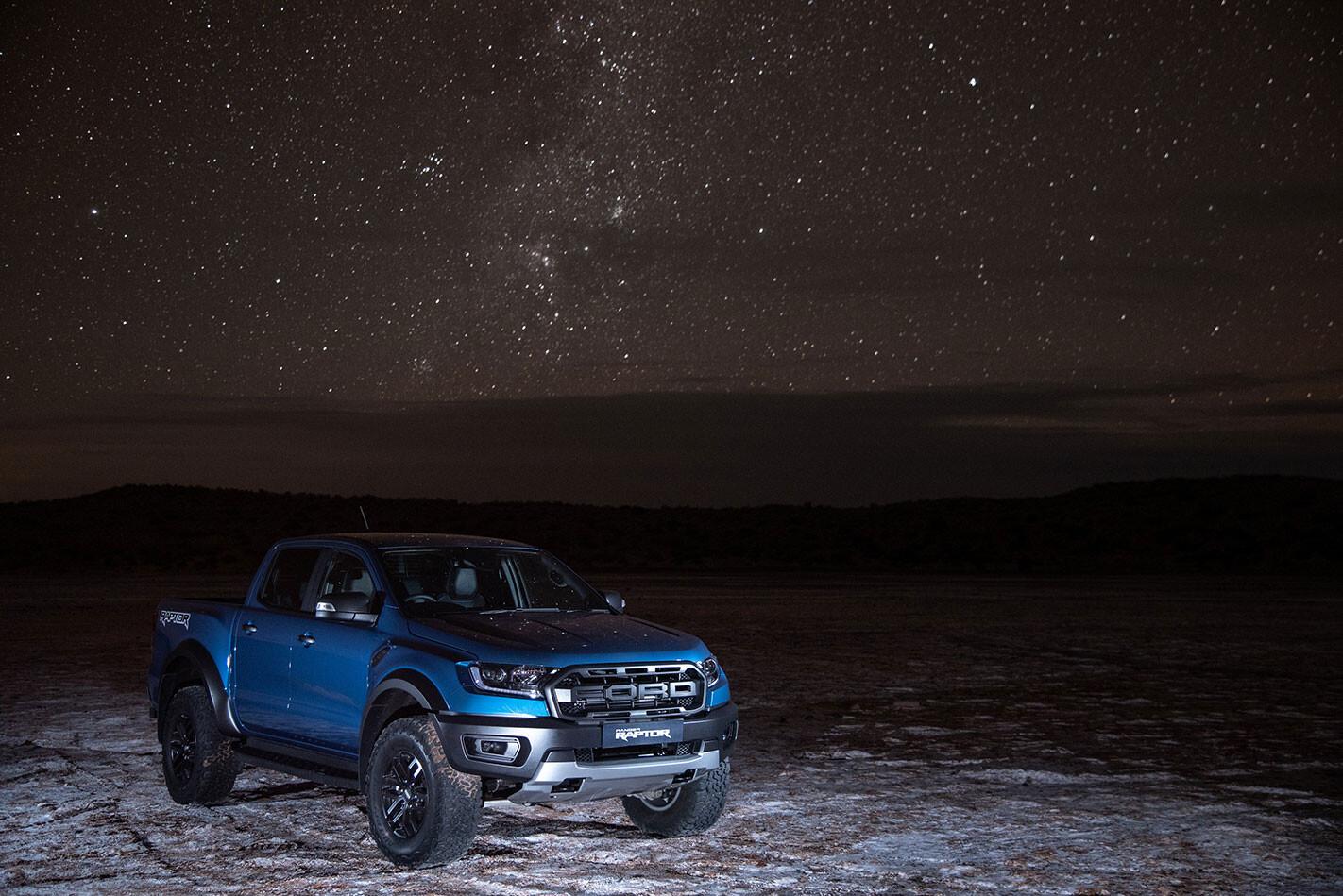 How to drift a Ford Ranger Raptor