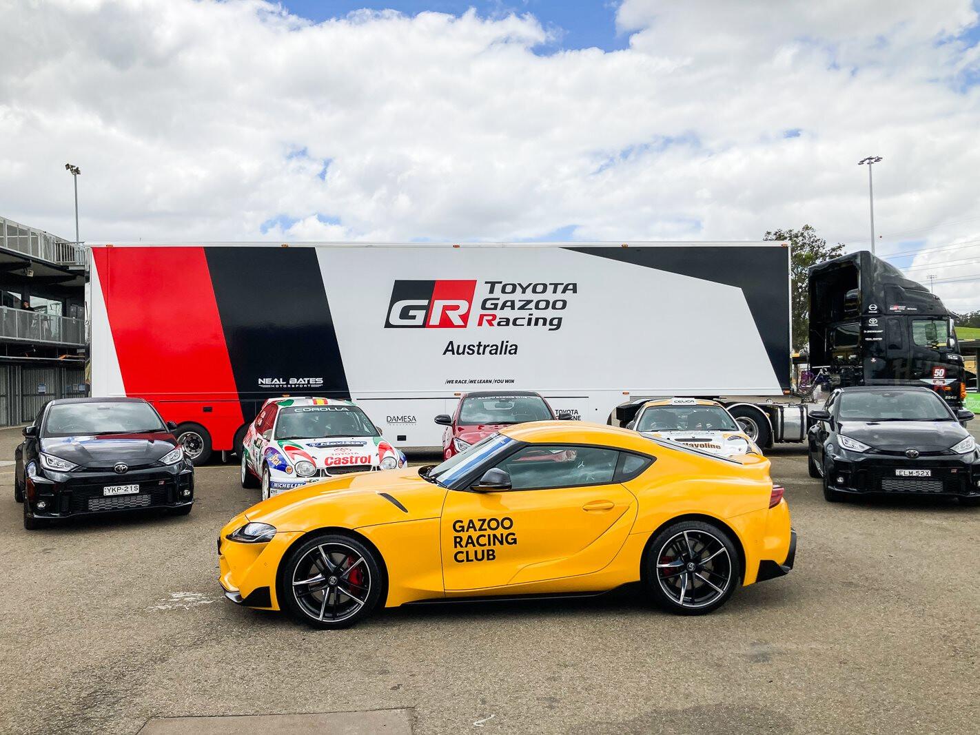 Toyota opens Gazoo Racing Club