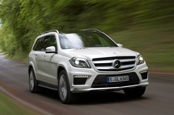 Mercedes-Benz's new seven seater: 0-100km/h in 4.9 seconds