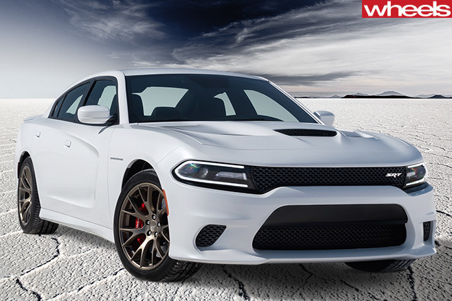 Dodge -Charger -front