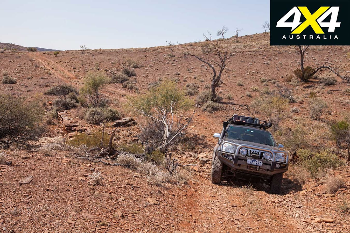 4 X 4 Trip Through The Copper Track Off Road Jpg