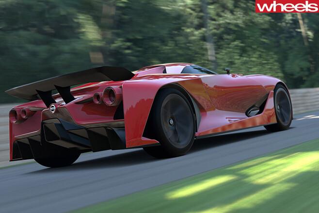 Nissan -GT-R-Concept -Car -Gran -Turismo -6