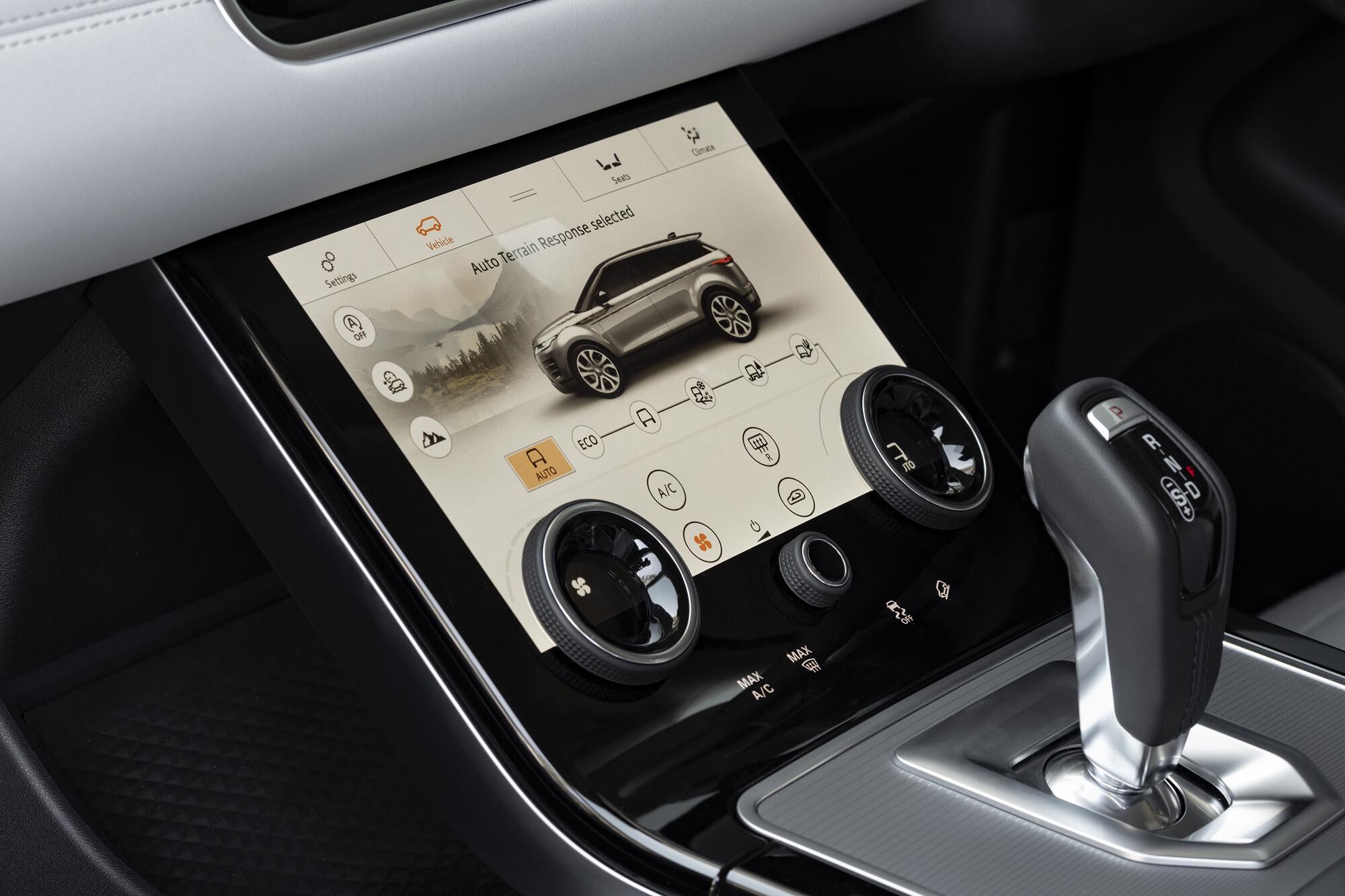 Range Rover Evoque P200 S 2020 review