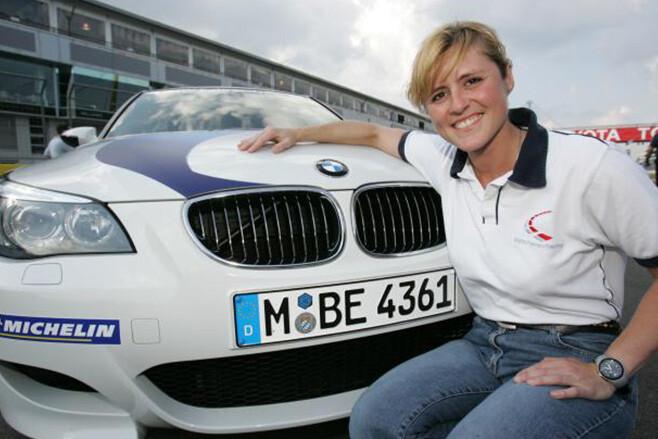 Sabine Schmitz Ring Taxi