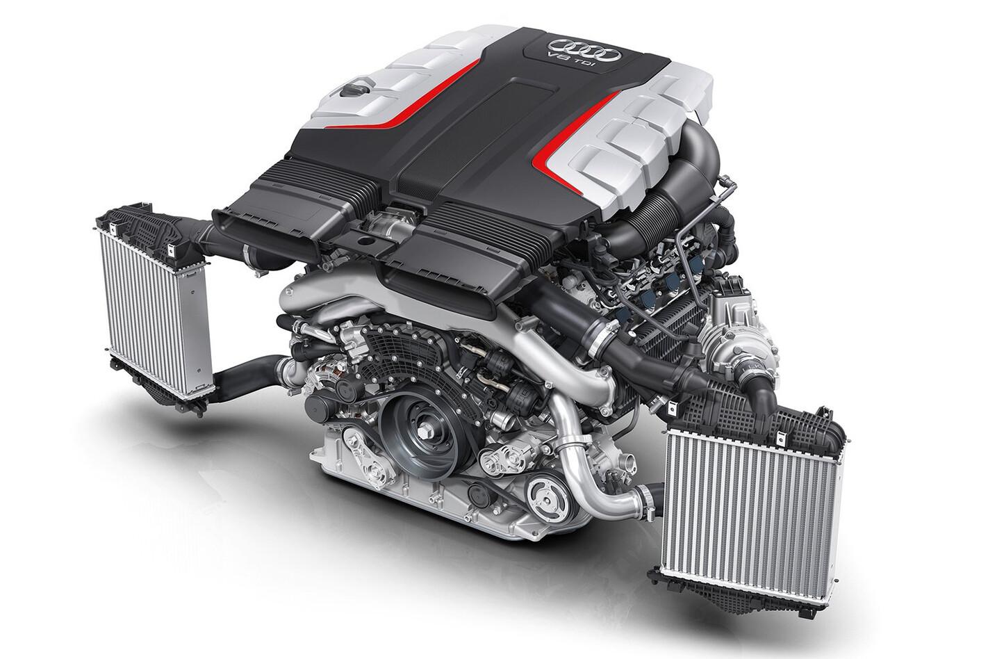 Audi SQ7 4.0 V8