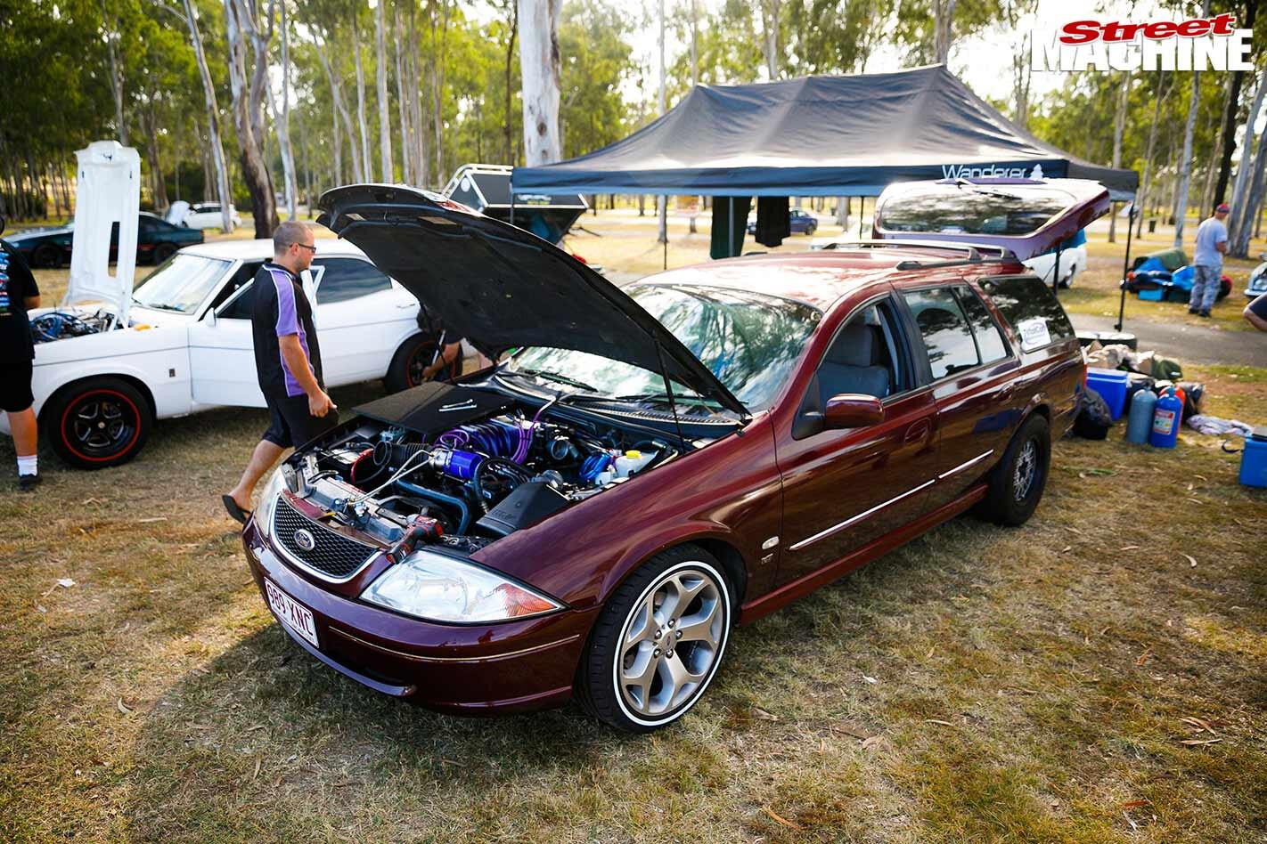 Ford AU Falcon wagon