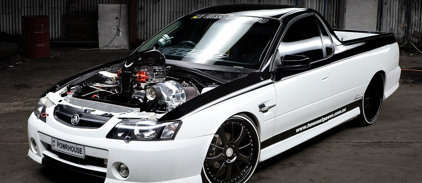 holden vy ute 2 nw