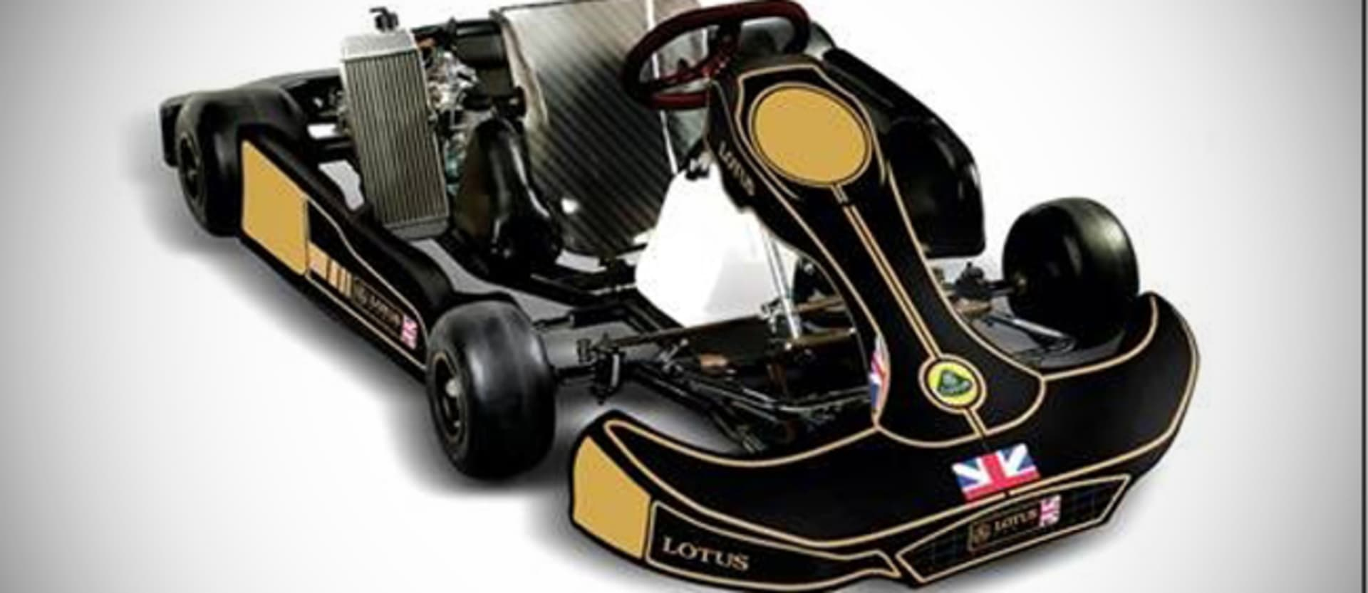 Lotus grabs them young