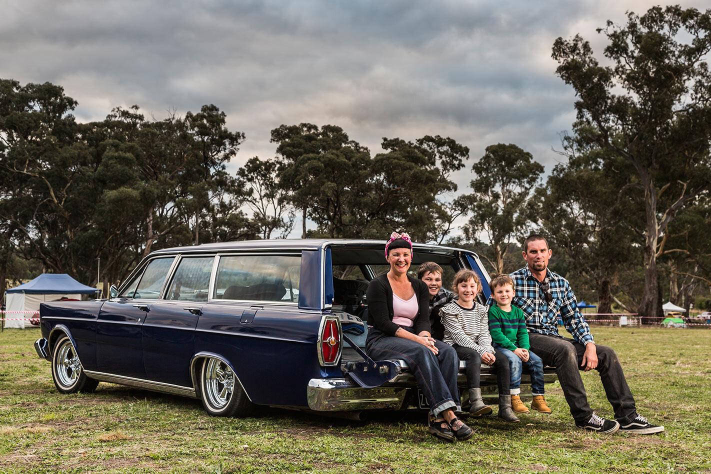 Ford Galaxie wagon