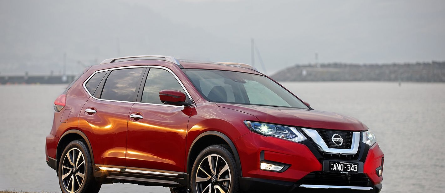 2017 Nissan X-Trail Ti 4WD quick review