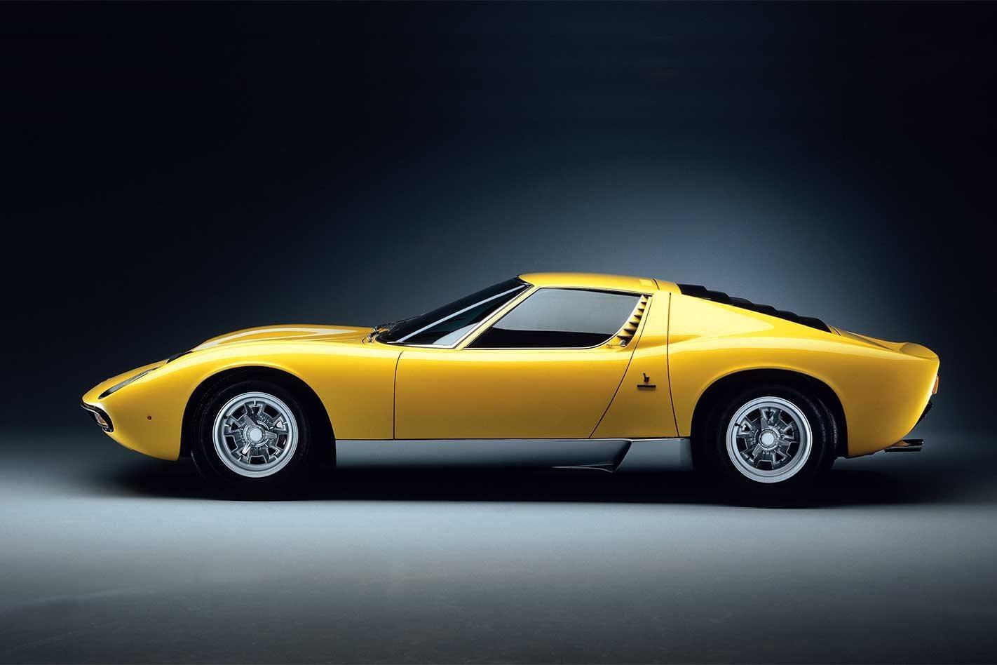 1971 Lamborghini Miura SV Feature Jpg