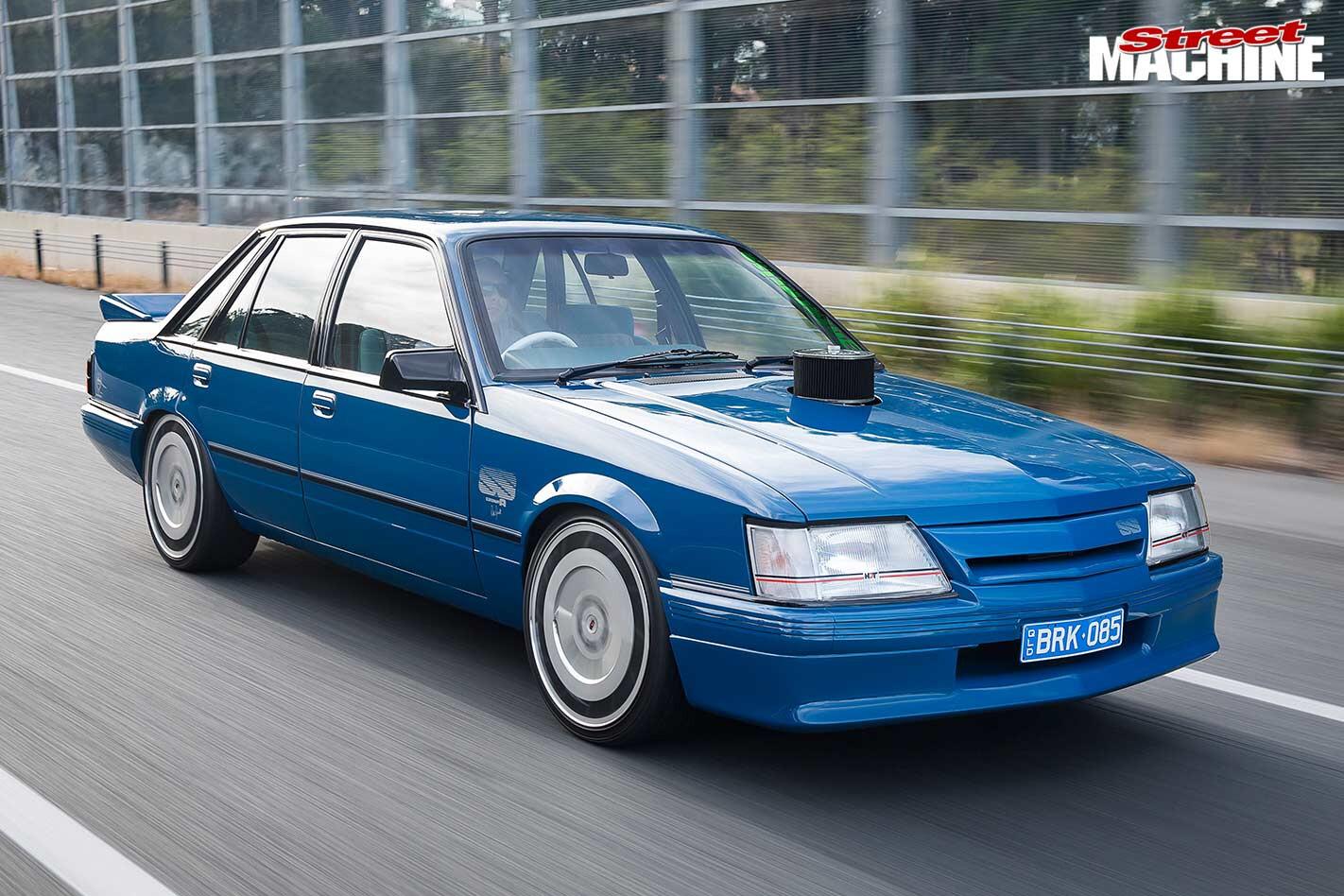 Holden VK Calais SS Group A replica onroad