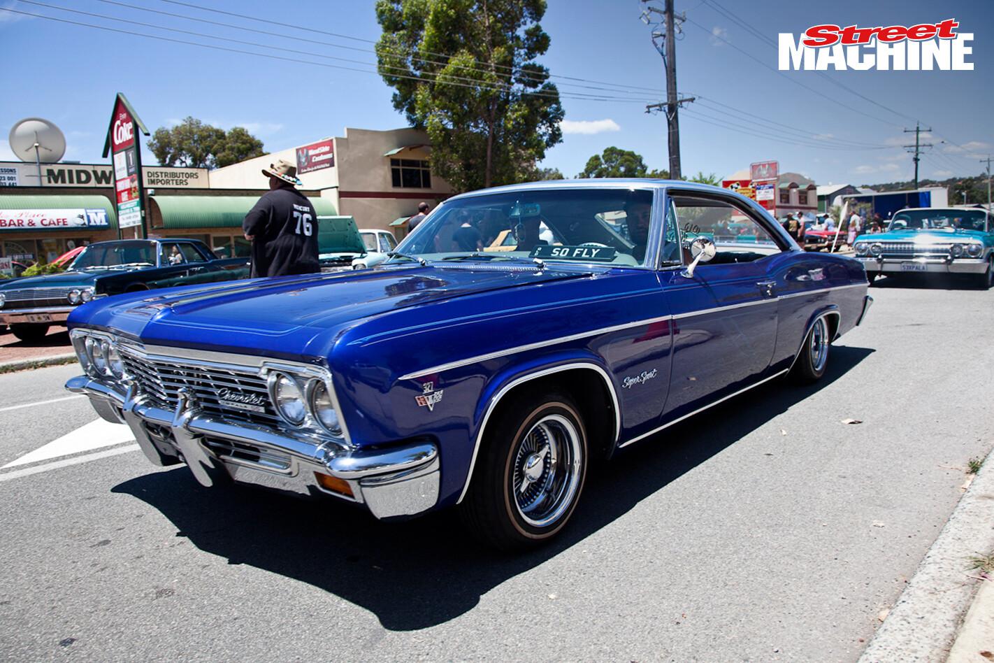 Chevy Impala Super Sport 30 Nw