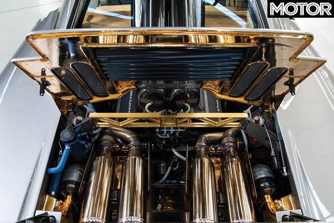 Mc Laren F 1 LM Specification Engine Jpg
