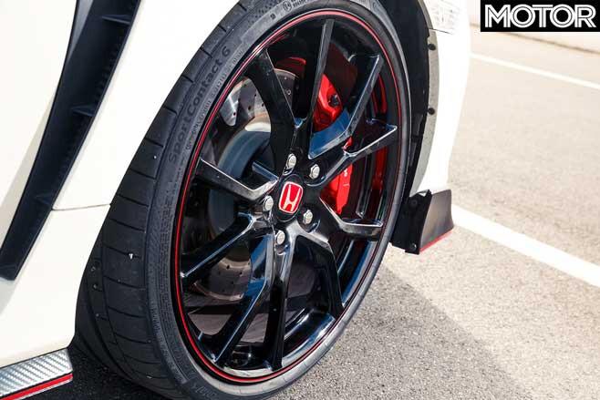 Honda Civic Type R Wheel Jpg
