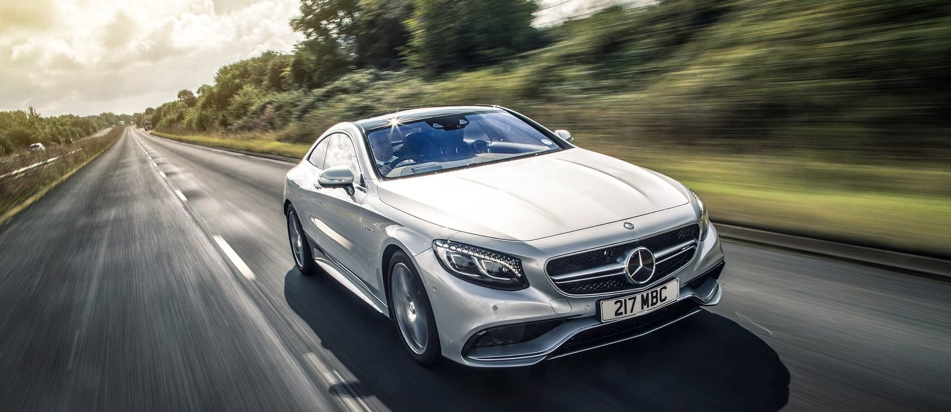 Mercedes-AMG S63 Coupe review test drive