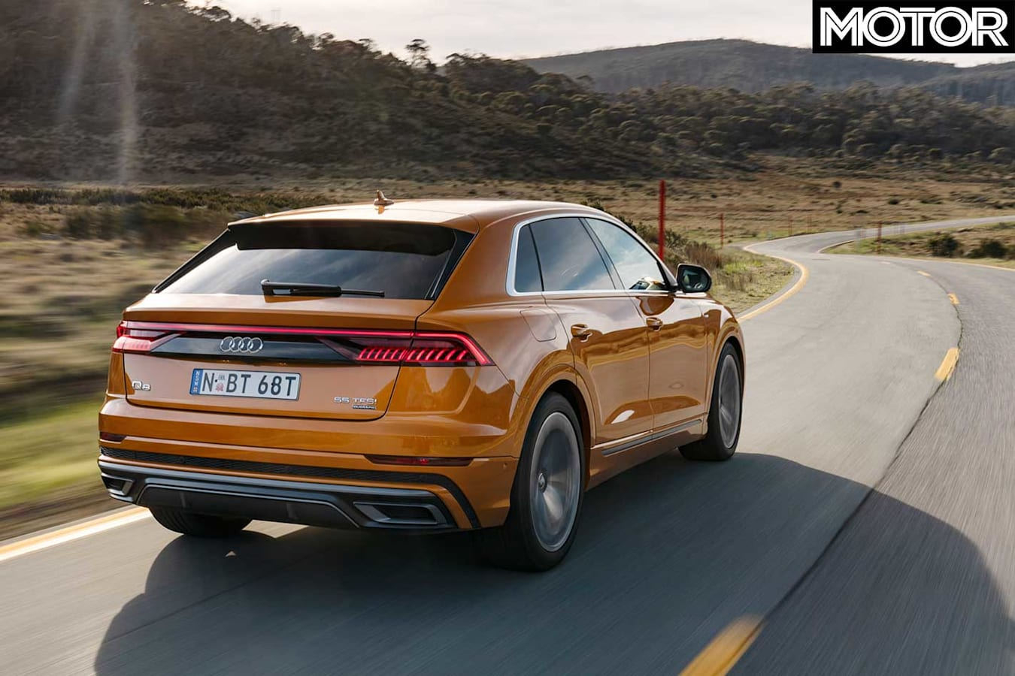 2019 Audi Q 8 55 TFSI Rear Dynamic Jpg