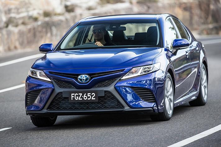 Vfacts Segment Breakdown Toyota Camry Jpg