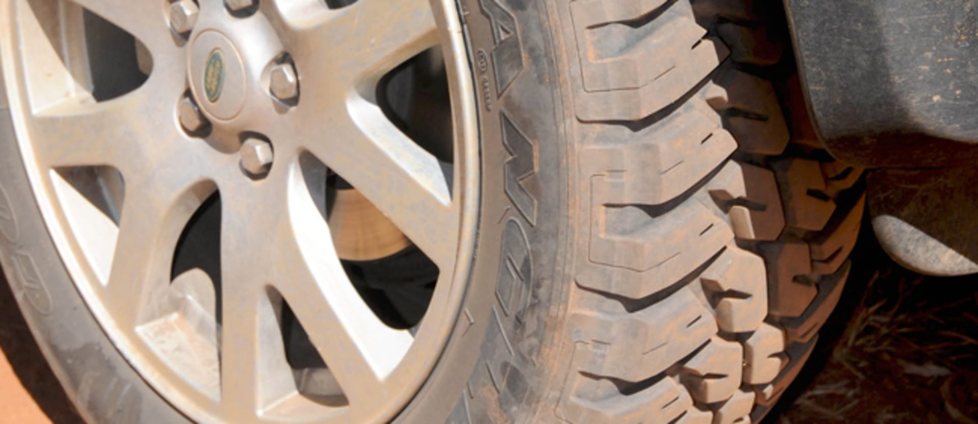 Tyres for big wheels