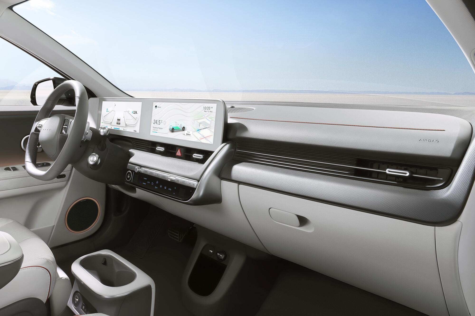 2022 Hyundai Ioniq 5 Electric Vehicle Revealed 5 Jpg