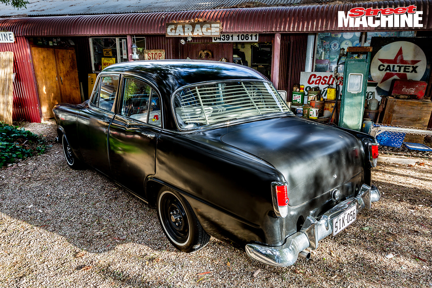 SA Classic Car Rego 4