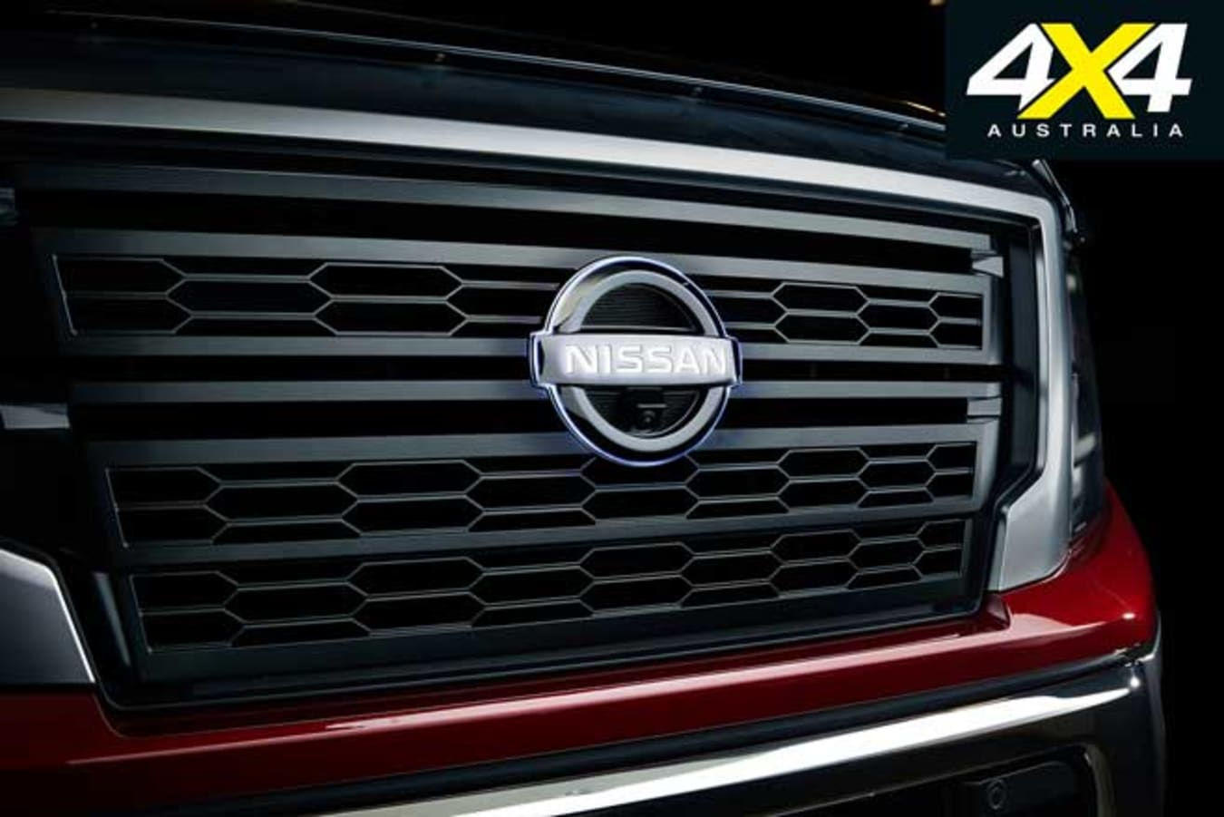 Tricked Up Titan Front Grille Jpg