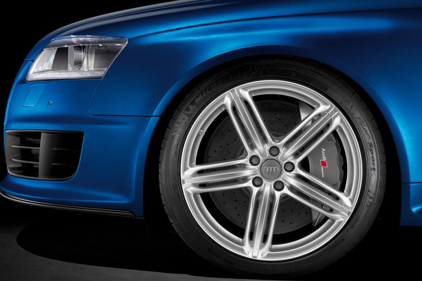 2008 Audi RS6 Avant wheel