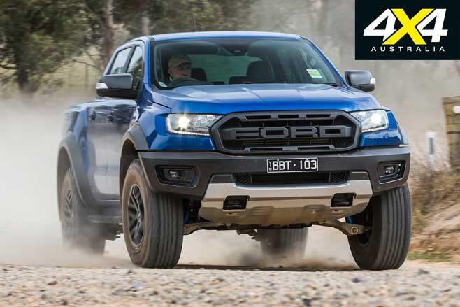 Ford Ranger Raptor Drive Jpg