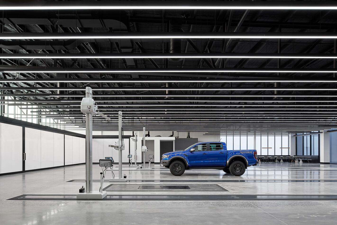 Genton Ford Design Centre 0213 Jpg
