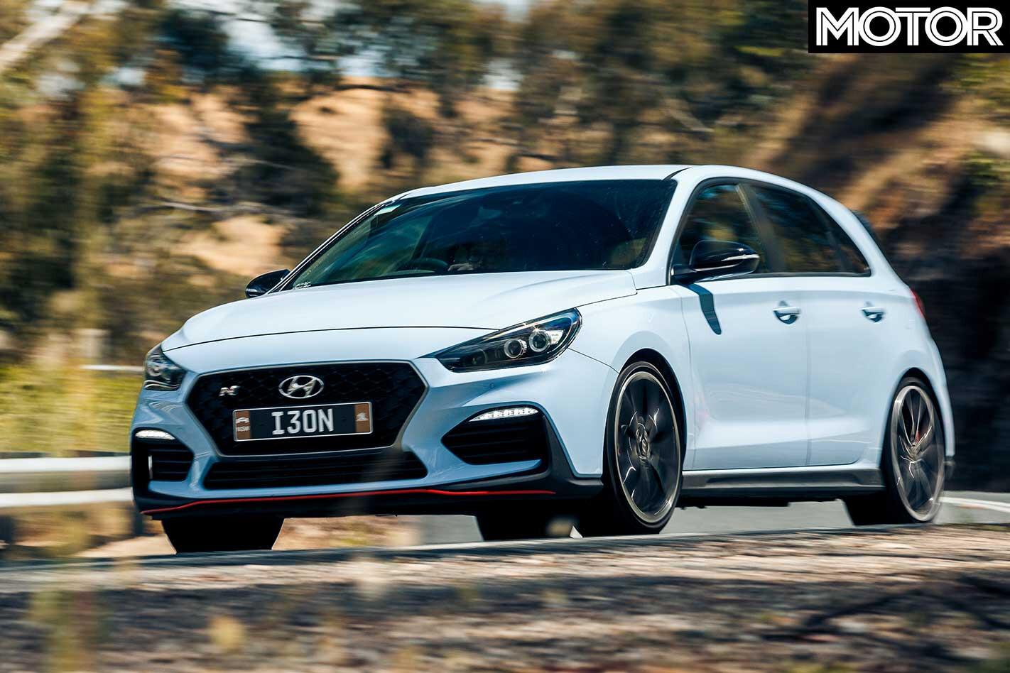 2019 Hyundai I 30 N Road Test Front Jpg