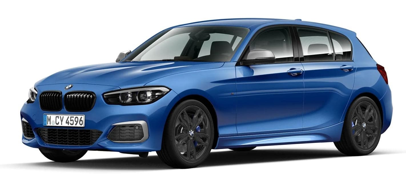 The end of the BMW M140i