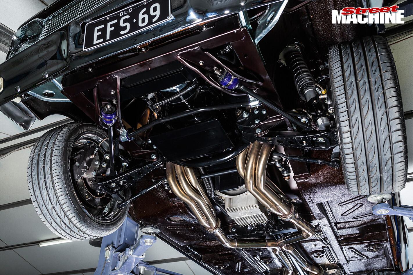 Ford -falcon -xp -underside