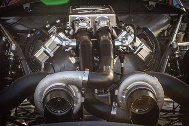 Anthony Cortina Barra engine