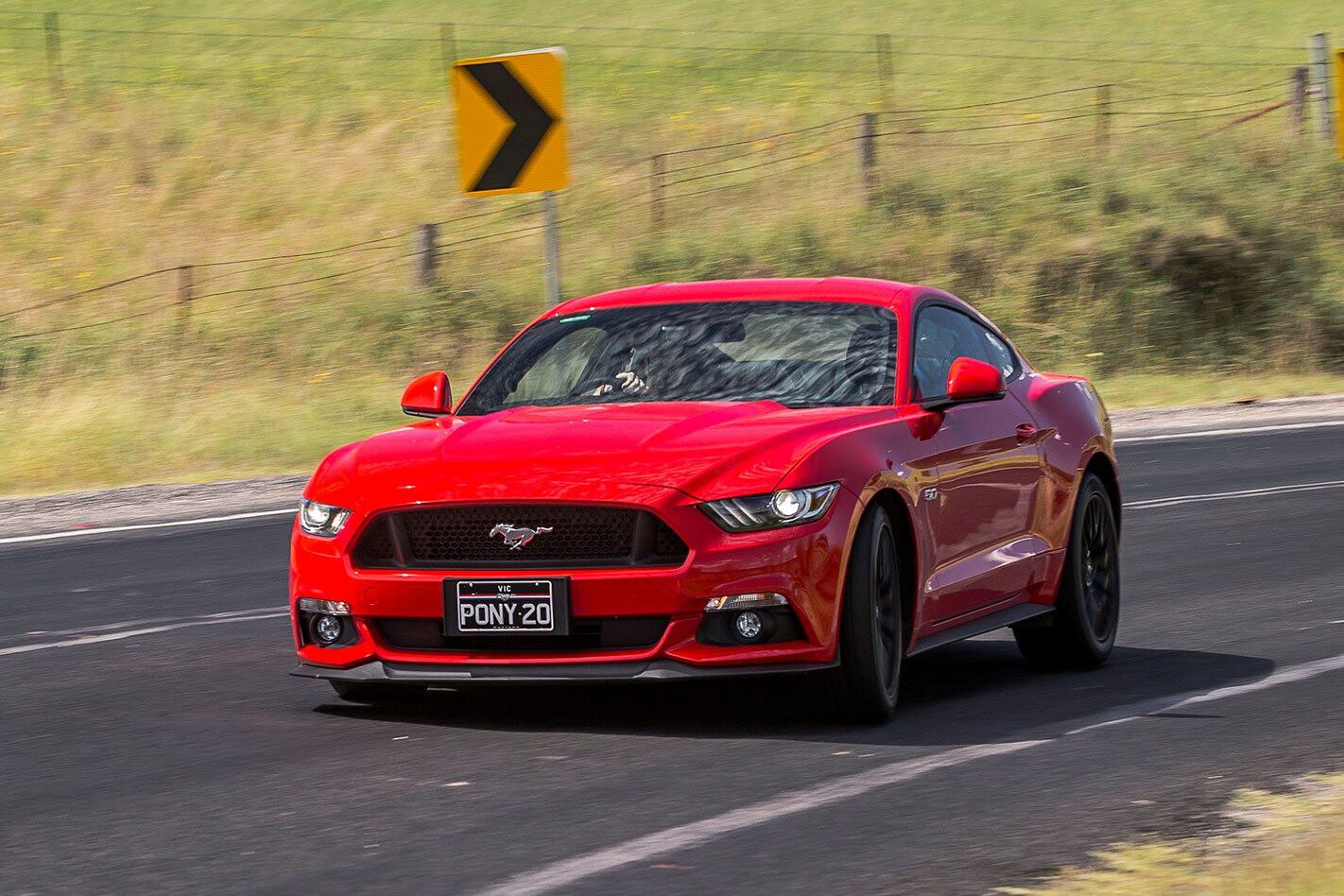 Ford Mustang Gt 2016 Drive Attitude Jpg