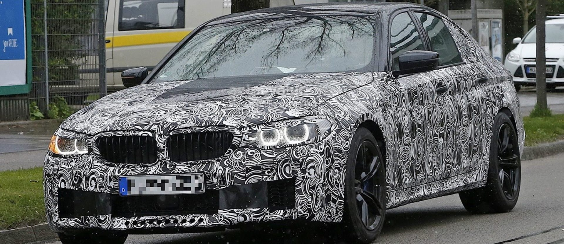 2017 BMW M5 to feature switchable AWD/RWD