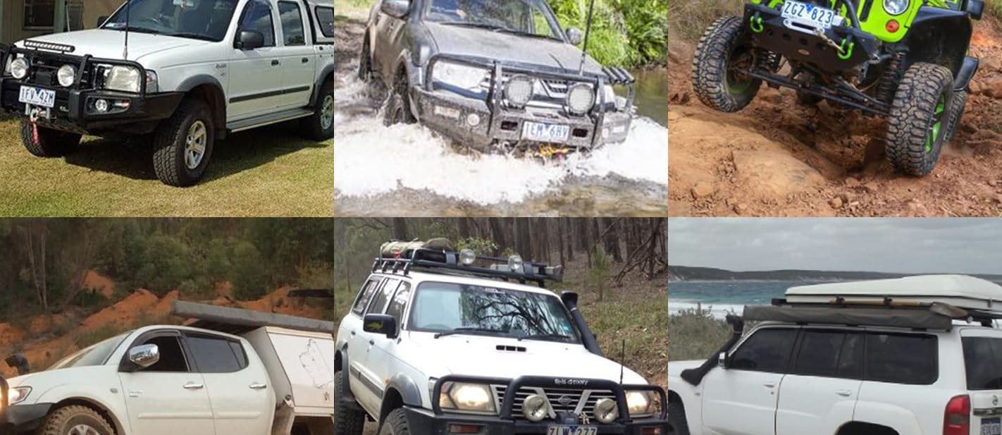 Readers' Rigs, Part 4