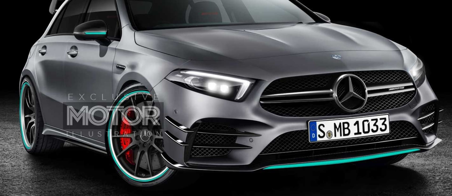 2019 Mercedes-AMG A45 preview