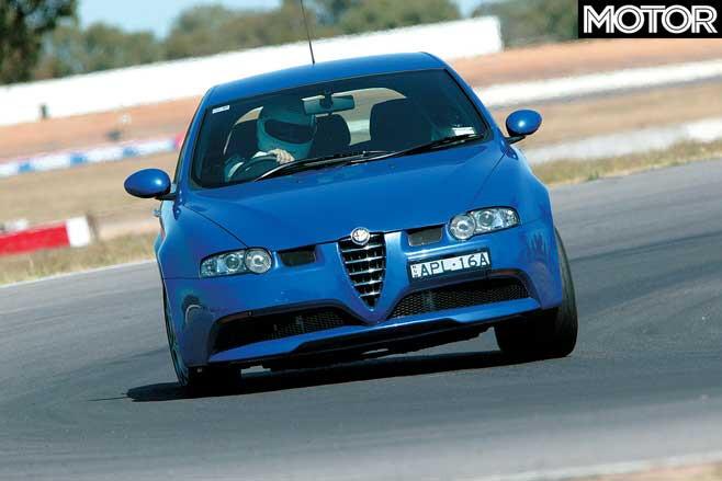 Performance Car Of The Year 2004 Introduction Alfa Romeo 147 GTA Jpg