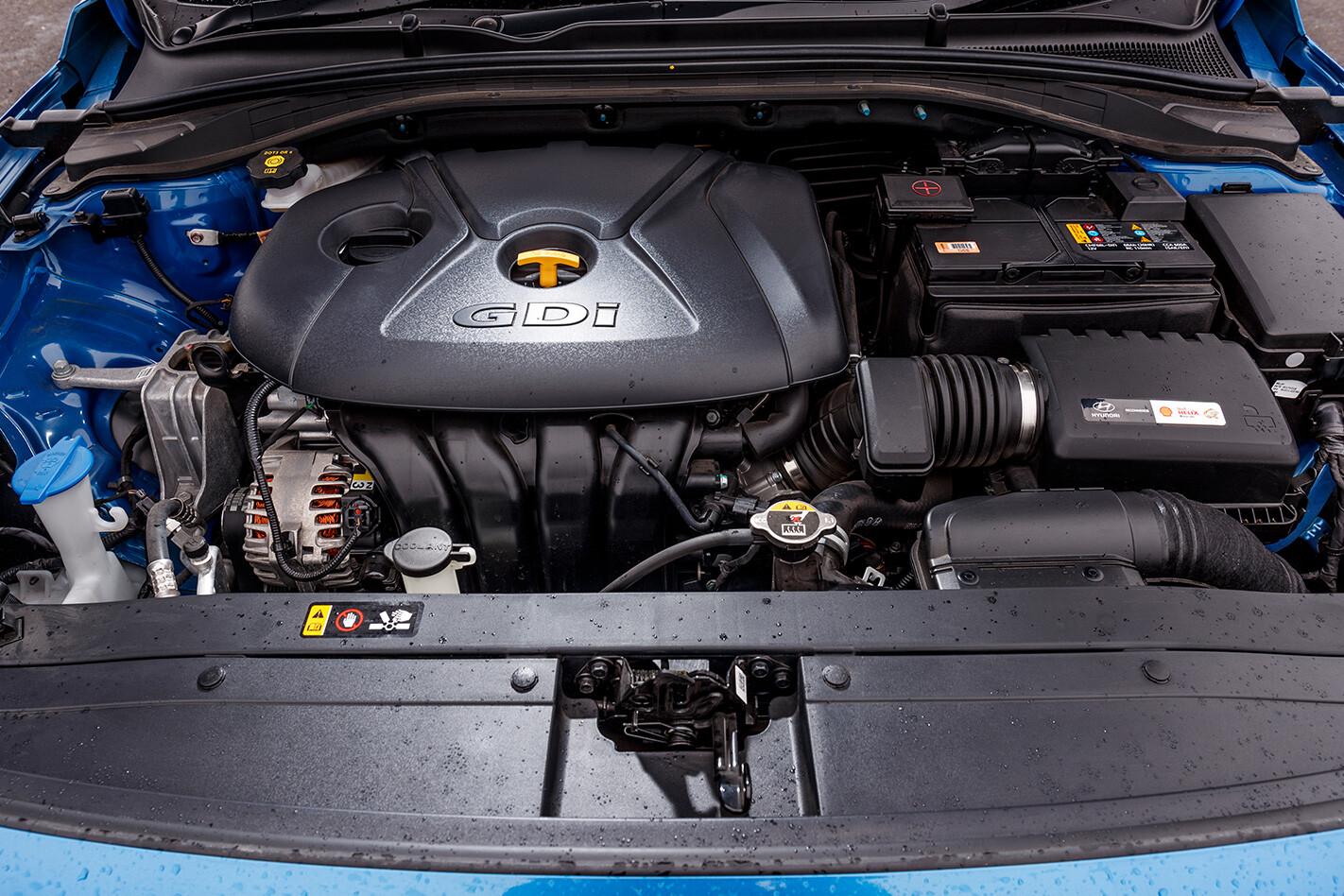 Hyundai I 30 Engine Jpg