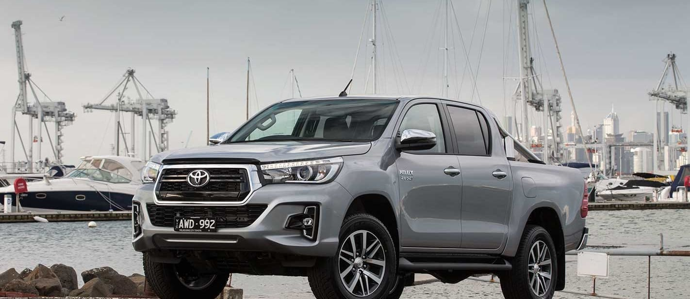 VFACTS January 2019 Toyota Hilux leads Ford Ranger